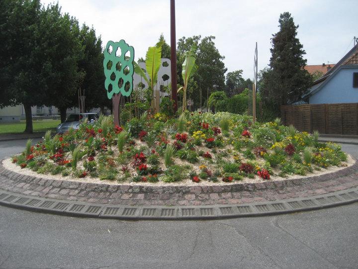 Mulchabdeckung und Bodensubstrate