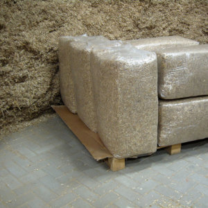 Delivery as 25kg bale