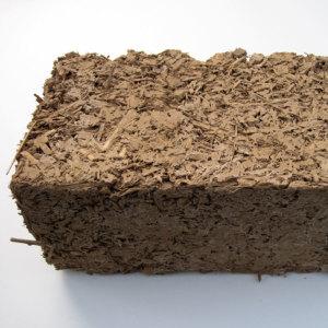 Bild Baustoffe - Lehmziegel