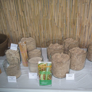 Industrial raw material - Fiber preparation